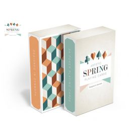 Artistic Spring Deck Cartes Playing Cards