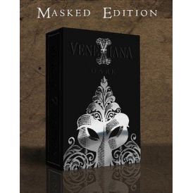 Venexiana Dark Masked Edition Deck Playing Cards