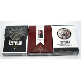 Black Market Set Cartes Playing Cards