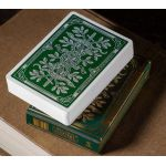 Monarchs Green Cartes Deck Playing Cards