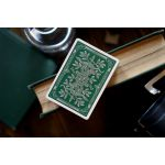 Monarchs Green Deck Playing Cards