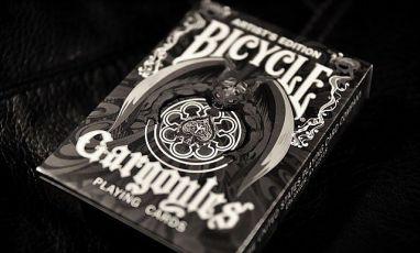 Bicycle Gargoyles Deck Playing Cards