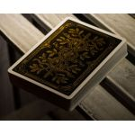 Gold Monarchs Deck Playing Cards