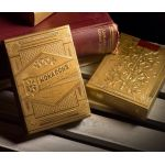 Gold Monarchs Cartes Deck Playing Cards