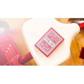 DKNG Red Wheel Deck Playing Cards