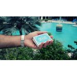Crown Deck Light Blue Cartes Playing Cards