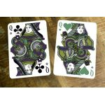 Tally-Ho Emerald Edition Display Deck Playing Cards