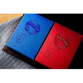 Voltige Limited Edition Red Cartes Deck Playing Cards