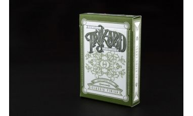 Viridian Green Deck Playing Cards