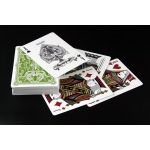 Viridian Green Cartes Deck Playing Cards