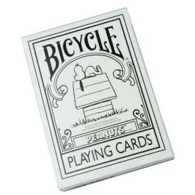 Bicycle Peanuts Cartes Deck Playing Cards