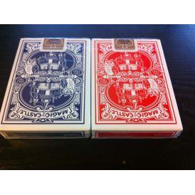 Magic Castle Bundle Blue and Red