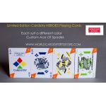 Cardistry Heroes Cartes Deck Playing Cards