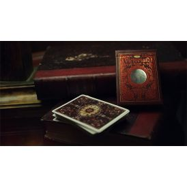 Victorian Room Deck Playing Cards