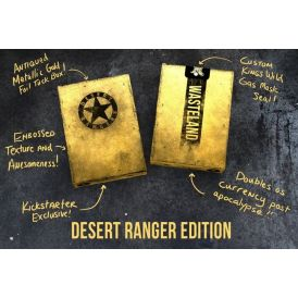 Wasteland Desert Ranger Edition Deck Playing Cards