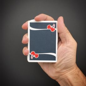 Black Cherries V2 Cherry Cartes Deck Playing Cards