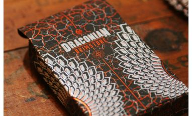 Draconian Brimstone Cartes Deck Playing Cards