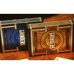 Grinders Blue Cartes Deck Playing Cards