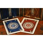Grinders Copper Cartes Deck Playing Cards