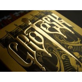 Grotesk Macabre Limited Animated Edition Deck Playing Cards