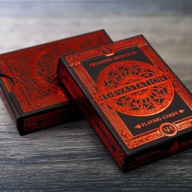Devastation Limited Edition Deck Playing Cards