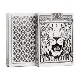 Black Lions Seconds Edition Deck Playing Cards