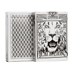 Black Lions Seconds Edition Cartes Deck Playing Cards
