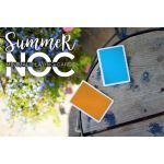NOC V3 Light Blue Limited Deck Playing Cards