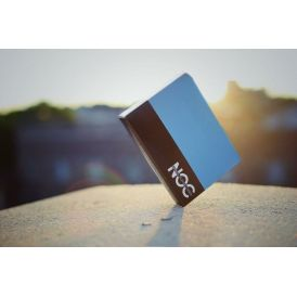 NOC V3 Light Blue Limited Cartes Deck Playing Cards
