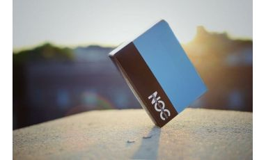 NOC V3 Light Blue Limited Deck Playing Cards