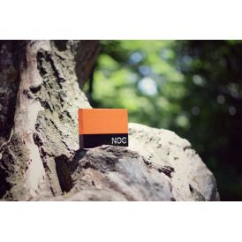 NOC V3 Orange Limited Deck Playing Cards