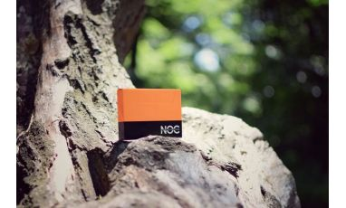 NOC V3 Orange Limited Cartes Deck Playing Cards