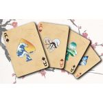 Japanese Scrolls Deck Playing Cards