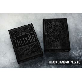 Black Diamond Tally Ho Edition Deck Playing Cards