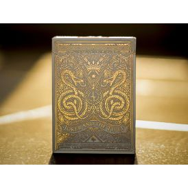 Joker and the Thief Gold Edition Deck Playing Cards