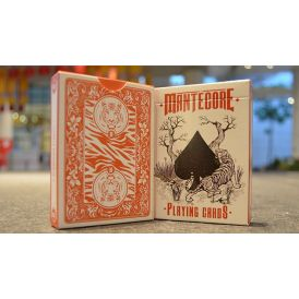 Mantecore Playing Cards Limited Edition Cartes Playing Cards