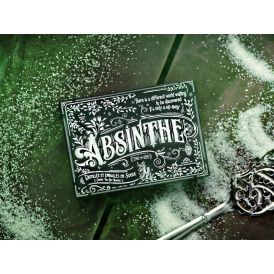Absinthe V1 Playing Cards