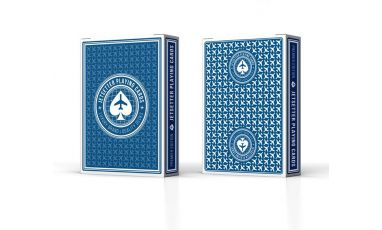 Jetsetter Premier Edition Altitude Blue Cartes Playing Cards