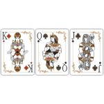 Bicycle Scarab Red Cartes Playing Cards