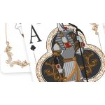 Bicycle Scarab Red Playing Cards