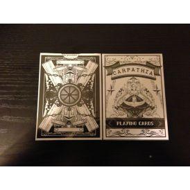 Carpathia Playing Cards