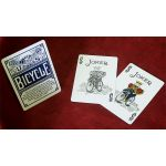 Bicycle Chainless Blue Playing Cards