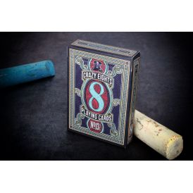 Crazy 8's Standard Edition Cartes Deck Playing Cards