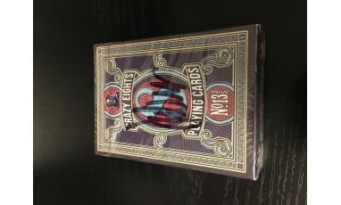 Crazy 8's Signed Edition Cartes Deck Playing Cards