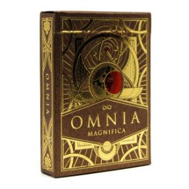 Omnia Golden Age Magnifica Cartes Deck Playing Cards