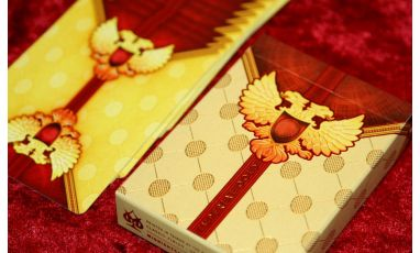 Imperial Gold Cartes Deck Playing Cards
