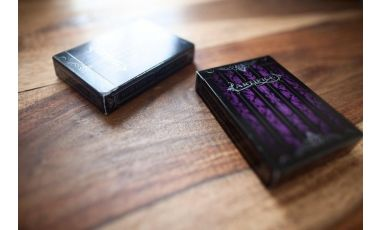 Purple Artifice Playing Cards Deck