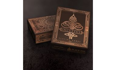 arcane black cartes deck playing cards cartes magie. Black Bedroom Furniture Sets. Home Design Ideas