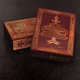 INCEPTION ILLUSTRATUM Deck Playing Cards