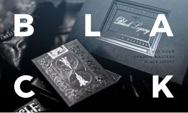 Black Legacy Collection Playing Cards